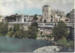CPSM  France  13  Bouches Du Rhône  Tarascon   La Vieille Eglise Ste Marthe - Tarascon