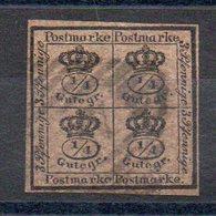 BRUNSWICK - YT N° 16 Signé - Cote: 165,00 € - Brunswick