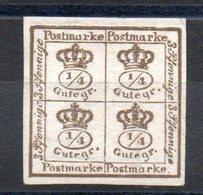 BRUNSWICK - YT N° 17 - Cote: 15,00 € - Brunswick