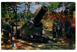CPA Militaria - En Guerre - C.3. Mortier De 270 - L.V.C - Matériel
