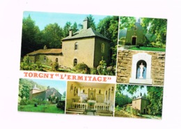 """Torgny.L'Ermitage"""".Expédié De Virton à Barendrecht (Hollande) - Rouvroy"""