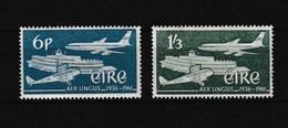 Ierland 1961 Nr 148/49 **, Zeer Mooi Lot Krt 4087 - 1949-... République D'Irlande