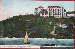 Portugal Acores Azoren Madeira Funchal. Reid's Palace Hotel - Açores