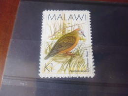 MALAWI  YVERT N°525 - Malawi (1964-...)