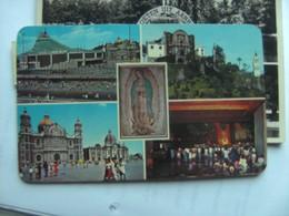Mexico Villa Y Basilica De Guadalupe Shrine To The Virgin - Mexico