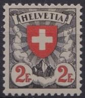 Suisse  .    Yvert    211a    .     Papier Gaufré      .    *       .   Neuf  .  /   .    Mint-hinged - Ungebraucht