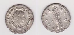 Antoninien Arg De Gordien Iii - 5. La Crisi Militare (235 / 284)