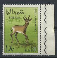 °°° SOMALIA - Y&T N°65 - 1967 MNH °°° - Somalia (1960-...)