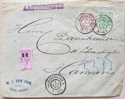 Nederland Hannover 1899 REC - Paesi Bassi