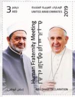 United Arab Emirates/ UAE 2019 - Human Fraternity Meeting - Pope Francis Visit To UAE / Vatican - United Arab Emirates