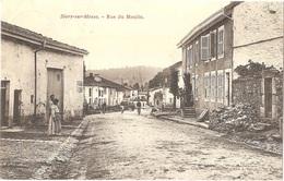 Dépt 55 - SIVRY-SUR-MEUSE - Rue Du Moulin - Lib.-Imp. Martin-Colardelle - Cliché A. Hyardin - Frankreich