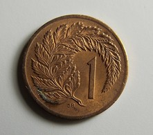 New Zealand 1 Cent 1988 - New Zealand