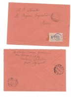 8077 Franchigia Regina Imperatrice 1939 Da Sambuca Di Sicilia Annullo REAL CASA - 1900-44 Vittorio Emanuele III
