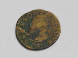 Double Tournois  à Identifier   ***** EN ACHAT IMMEDIAT ***** - 987-1789 Monedas De La Realeza