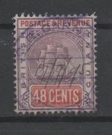 British Guiana, MH, 1889, Michel 91 - Brits-Guiana (...-1966)
