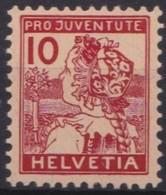 Suisse  .    Yvert   150      .    *       .   Neuf  .  /   .    Mint-hinged - Suisse