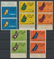 °°° SOMALIA - Y&T N°8/9/11/12/13 PA - 1961 MNH °°° - Somalia (1960-...)