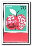 Duitsland 2018, Postfris MNH, MI ?, 25 Years Blackboard In Germany - Ongebruikt