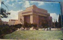 ISRAEL JERUSALEM BUILDING CHIEF RABBINATE VB1962 HA7762 - Israele