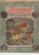 L'INTREPIDE - N° 183 Du 16.11.1913  * LE MONSTRE * - L'Intrépide