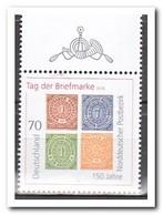 Duitsland 2018, Postfris MNH, Day Of The Stamp - Ongebruikt
