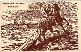 -  Guillaume Pacifiste - SON REVE - (LUCE) - Patriotiques