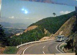 JAPAN DRIVE WAY MT. HIEI  AUTOBUS   N1980 HA7767 - Giappone