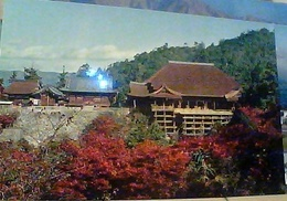 JAPAN KYOTO KIYOMIZU DERA TEMPLE   N1980 HA7769 - Kyoto