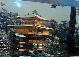 JAPAN KYOTO KINKAKU JI TEMPLE   N1980 HA7773 - Kyoto