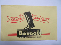 "Buvard : Botte ""BAUDOU"" - Chaussures"
