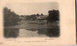 ANNAM - Hué - Tombeau De Tu-Duc (le Lac) - Viêt-Nam