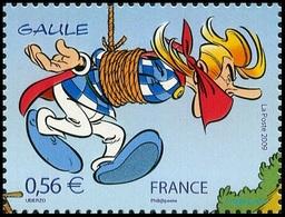 France Bandes Dessinées N° 4426 ** Les 50 Ans D'Astérix -> Assurancetourix Le Barde - Cómics