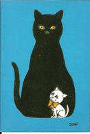 LES CHATS 2 - Illustrateur Castan 1988 Cadratin - Cats
