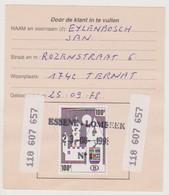 TR 464 - Essene - Lombeek - Chemins De Fer