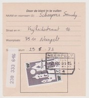 TR 464 - Neerpelt - Chemins De Fer