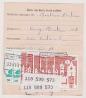 TR 456 - 461 - Scheldewindeke - Chemins De Fer