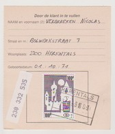 TR 464 - Herentals 1 - Chemins De Fer