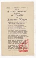 Plechtige Communie - Jacques Lagae / Roeselare 1942 - Communion