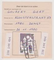 TR 464 - Weerde - Chemins De Fer
