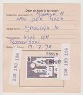 TR 464 - Essen - Chemins De Fer