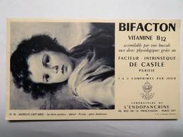 "Buvard : ""BIFACTON"", Vitamine B12 - Drogisterij En Apotheek"