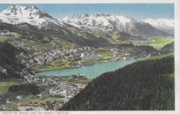 AK 0152  St. Moritz Und Piz Kesch - Panorama Um 1920-30 - GR Graubünden
