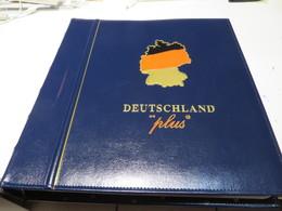 DEUTSCHLAND  2004 Bis 2006  Posten  O /    MARKEN  Auf  Deutsche Post Plus  - VORDRUCKSEITEN  Im  RINGBINDER - Stamps