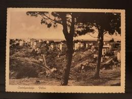 Cartolina Di Castel Gandolfo - Italia