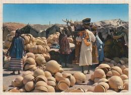 9AL211   REPUBLIQUE DU NIGER MARCHE AUX CALEBASSES 2 SCANS - Niger