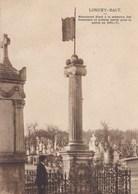 Meurthe-et-Moselle - Longwy-Haut - Monument élevé à La Mémoire Des Douaniers Et Soldats Morts Pour La Patrie En 1870-71 - Longwy