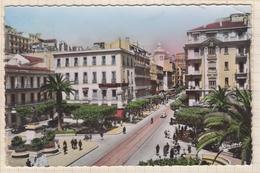 9AL217 ALGER PLACE D'ISLY  2 SCANS - Alger