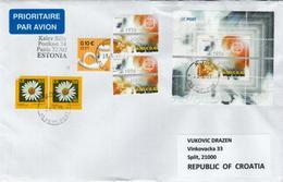 Estonia - Nice Cover With 2006 Europa Cept Stamps - Estonia