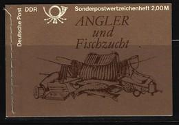 DDR - MH 9 Süßwasserfische Postfrisch - [6] República Democrática