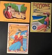 RICCIONE 1994 - SALONE DELLA CARTOLINA - Cartoline
